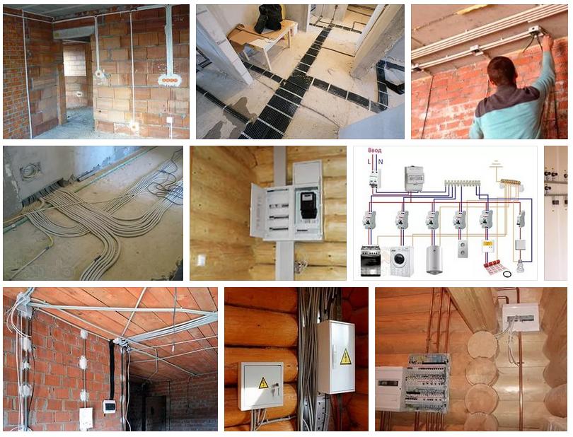 Электропроводка в доме: инструкция для начинающих