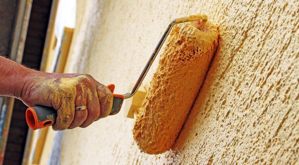 Декоративная штукатурка: как подготовить стену