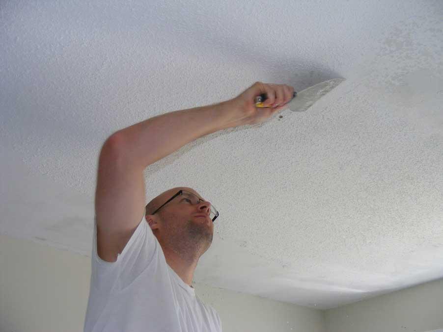 Выравнивание потолка: просто о сложном