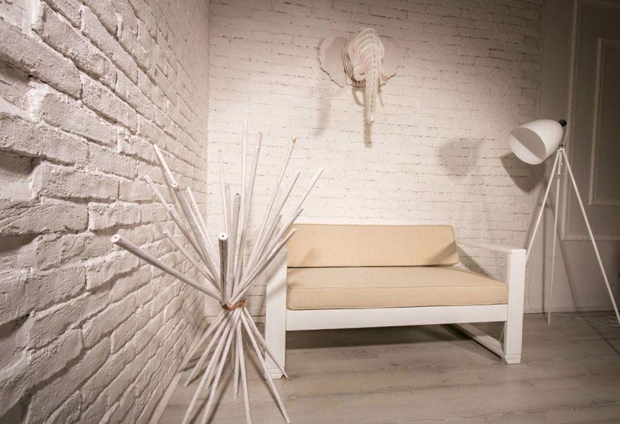Имитация кирпича: отделка для стен