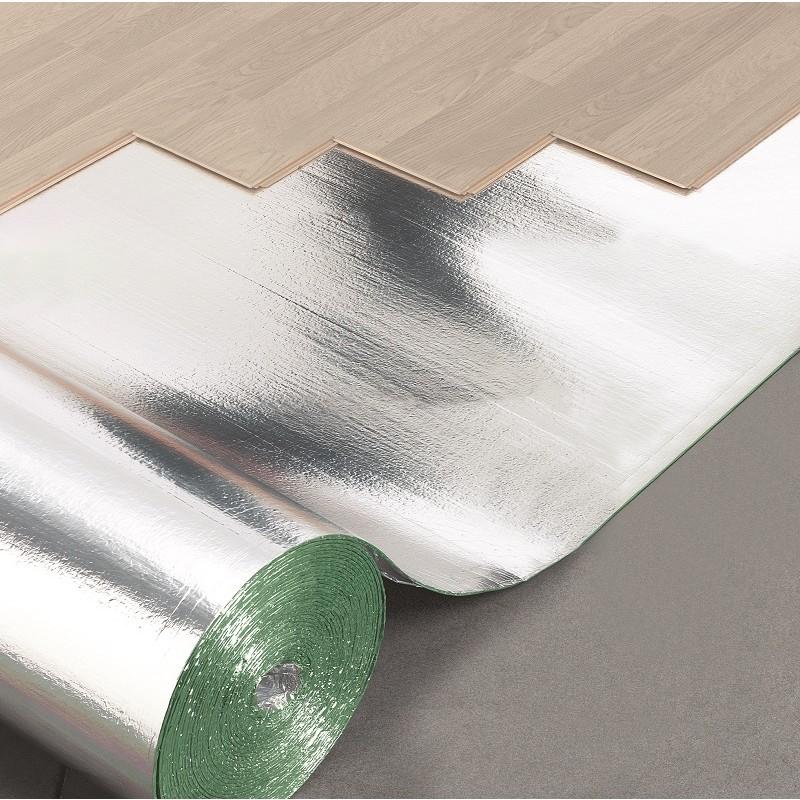 какая подложка под ламинат лучше для бетонного