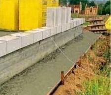 Строим дом из газобетонных блоков