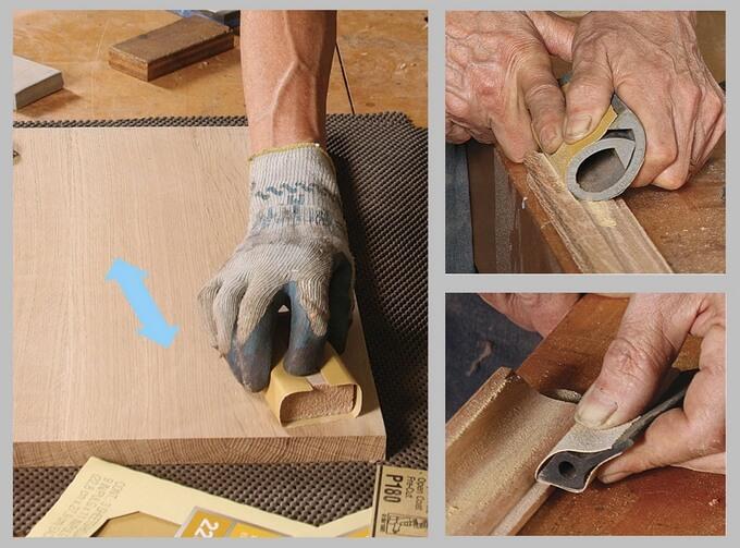 Как красить деревянные полы