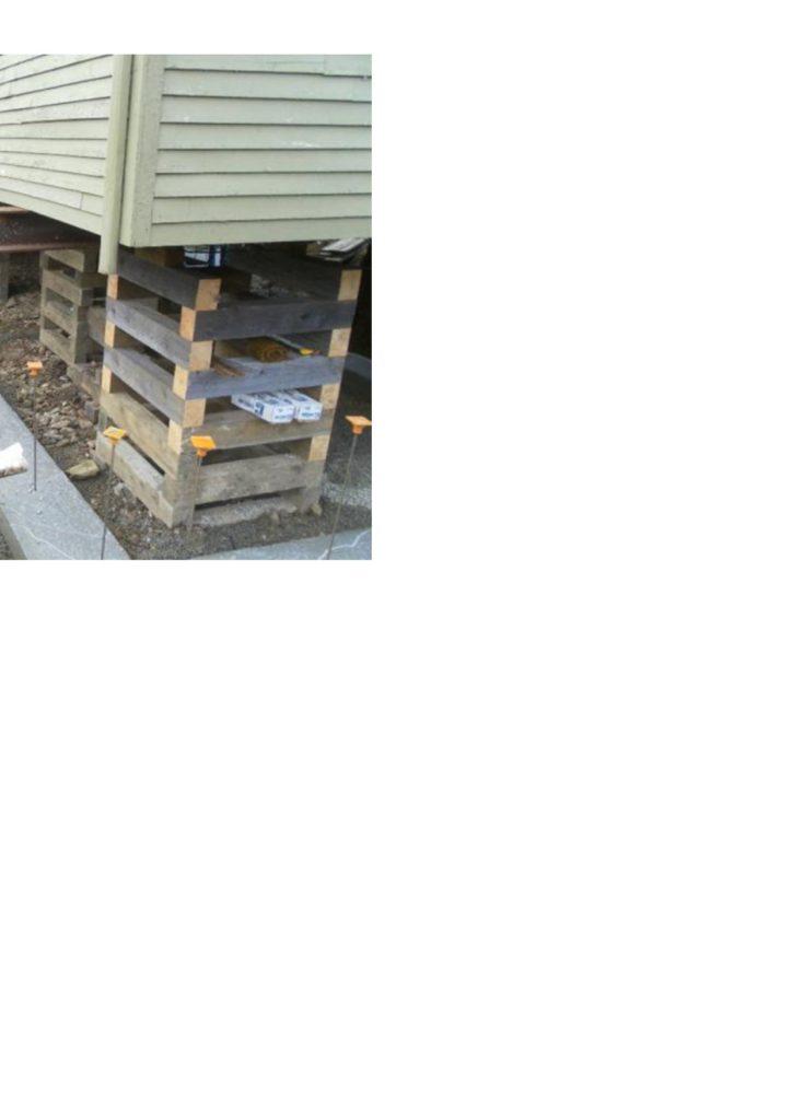 Как укрепить старый фундамент дома