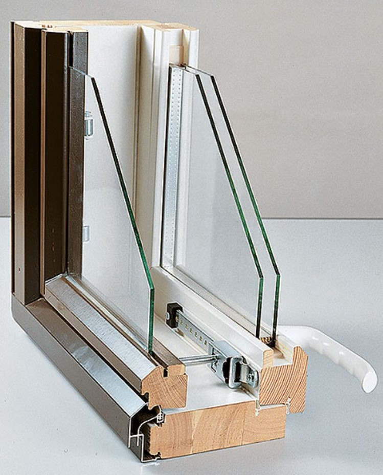 Окно с двойным остеклением