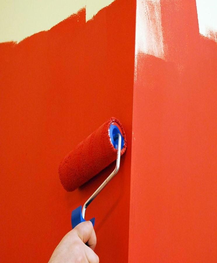Ошибки в покраске дома